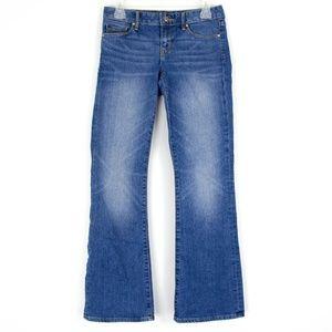 "GAP ""Perfect Boot"" Jeans Womens 26 Short M16"